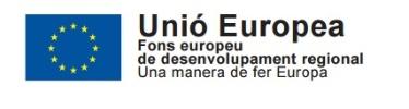 Resultado de imagen de unio europea fons europeu de desenvolupament regional